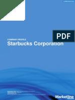 Starbucks SWOT Analysis 2014