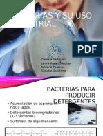 Bacterias y Su Uso Industrial Comp