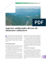 Radioisótopos y Ambiente