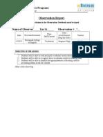 tesol observation report 7