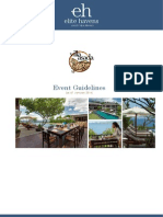 Event Guidelines Asada