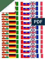 Bandera Guerra Mundial