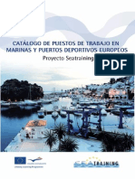 Catalogo de Puestos de Trabajo en Puertos Deportivos