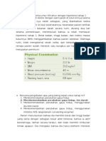 Studi Kasus Hipertensi & DM