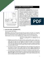 Celebracion Penitencial de Cuaresma-fariseo y Publicano