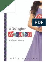 Gallagher Wedding