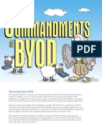 4-48214 Maas360ten Commandments of Byod Bringyourowndevice