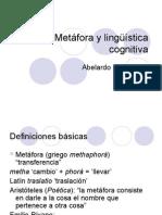 Met Fora y LingStica Cognitiva