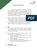 Asbestos Safety Procedure