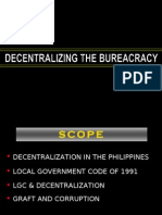  Decentralization in the Philippines  Local