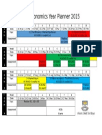 level 3 year planner 2015