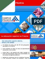 Estudiar en Francia 09.2014