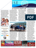Cruise Weekly for Thu 21 May 2015 - New CLIA chief, dredging for Ovation, Dawn dry, P&O, Pandaw and much more