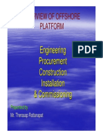 104832914 01 Overview of Offshore Platform
