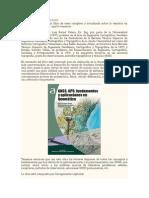 Nuevo Libro Sobre GNSS