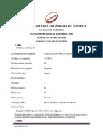 Spa - Comunicacion Oral - 2015-1-V10