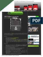 How to Unbrick Your Zenfone _ Asus Zenfone Blog News, Tips, Tutorial, Download and ROM