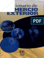 Diccionario Comercio Exterior
