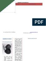 Catalogos de Camaras Internas y Externas