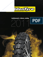 Catalogue Golden Tyre 2011