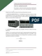 laboratorio CIRCUITOS ELECTRICOS