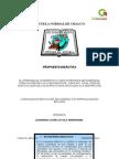 Propuesta Didactica Trabajo Cooperativo