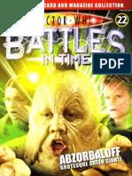 Doctor Who Battles in Time (UK) 22 (11!07!2007) (Delboy2k7-DCP)