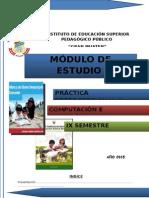 Modulo de practica pedagogica