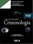 Peña Labrín, Daniel Ernesto, Curso de Post Grado de Criminología, Vlex, 2013