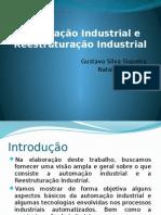 Automação Industrial e Reestruturação Industrial