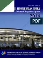 Sulawesi Tengah Dalam Angka 2014