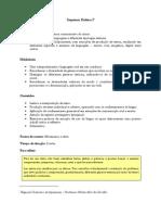 Sequencia didaticas Ef 4serie