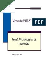 Circuitos Pasivos de Microondas