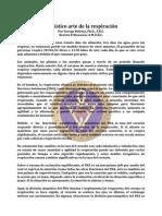 Respiracion, El mistico arte de la - Nov76 - George Buletza, Ph.D., F.R.C..pdf