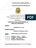 Introduccion Experimental al Analisis Periodico