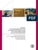 Manual de La Influencia Aviar PCR