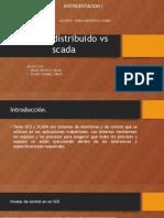 Control Distribuido vs Scada
