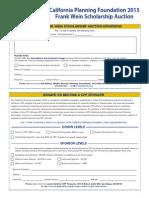 CPF Donation Form