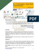 El acoso sexual infantil a través del código penal peruano