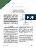 A Multi-link Aggregate IPSec Model