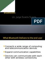 Sesion 9 - Bluetooth