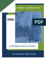Movilidad Urbana en Curitiba