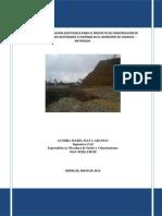 Estudio de Suelos Definitivo - Municipio Valdivia