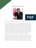1. Julio Ramón Ribeyro Zúñiga