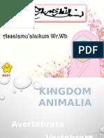 Kingdom Animalia.pptx