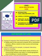 Topic 4 LAN (part 1)
