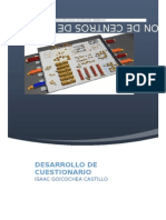 Desarrollo de Cuestionario- Gestion de Centros de Distribucion