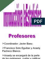 Estadistica y Probabilidad. Curso Profes de Prepa Enero 2010 Cap 1
