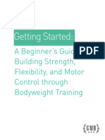 Getting Started Guide-Flexibility