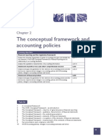 The Conceptual Framework and Accounting Policies